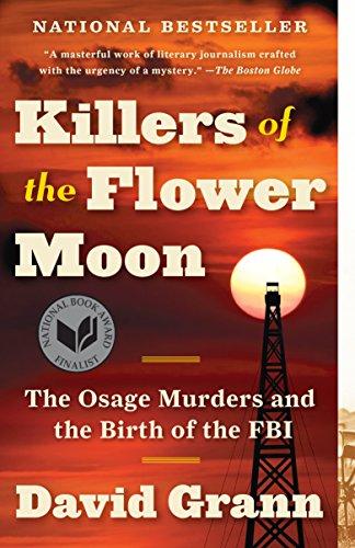 David Grann - Killers of the Flower Moon Audio Book Free