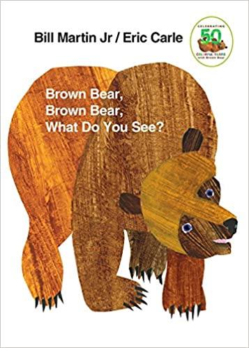 Bill Martin Jr. - Brown Bear, Brown Bear, What Do You See? Audio Book Free