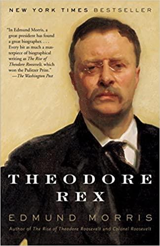 Edmund Morris - Theodore Rex Audio Book Stream