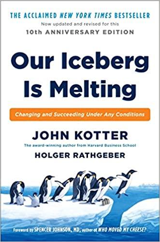 John Kotter - Our Iceberg Is Melting Audio Book Free
