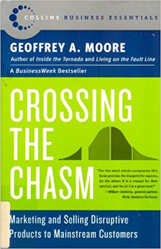 Geoffrey A. Moore - Crossing the Chasm Audio Book Free