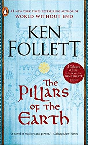 Ken Follett - The Pillars of the Earth Audio Book Free