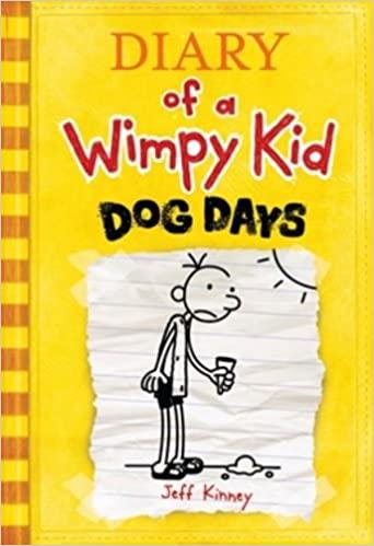 Jeff Kinney - Dog Days Audio Book Free