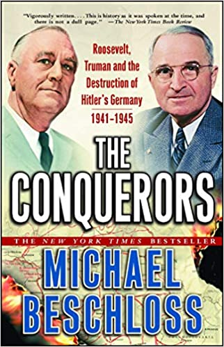 Michael R. Beschloss - The Conquerors Audio Book Stream