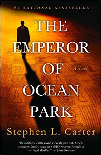 Stephen L. Carter - The Emperor of Ocean Park Audio Book Free