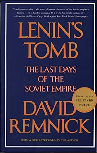 David Remnick - Lenin's Tomb Audio Book Free