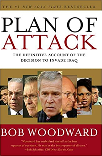 Bob Woodward - Plan of Attack Audio Book Stream