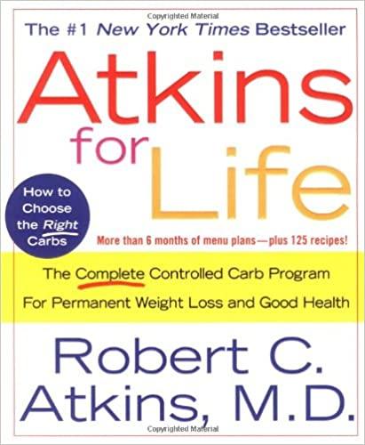 Dr. Robert C. Atkins M.D. - Atkins for Life Audio Book Free