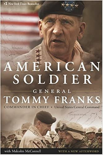 Tommy R. Franks - American Soldier Audio Book Free