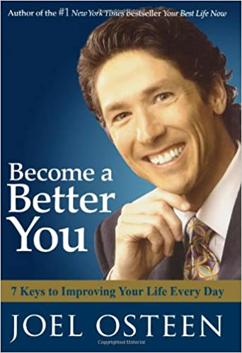 Joel Osteen - Become a Better You Audio Book Stream