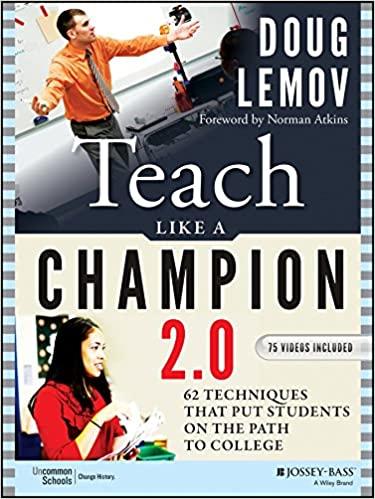 Doug Lemov - Teach Like a Champion 2.0 Audio Book Free