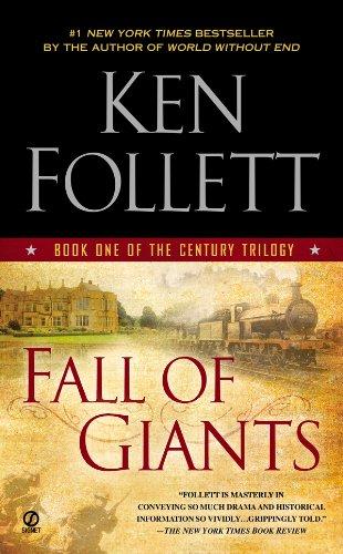 Ken Follett - Fall of Giants Audio Book Free