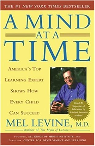 Mel Levine - A Mind at a Time Audio Book Free