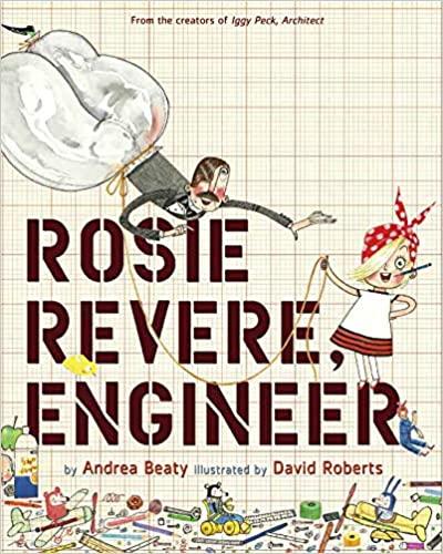 Andrea Beaty - Rosie Revere, Engineer Audio Book Free