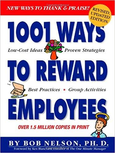 Bob Nelson - 1001 Ways to Reward Employees Audio Book Free