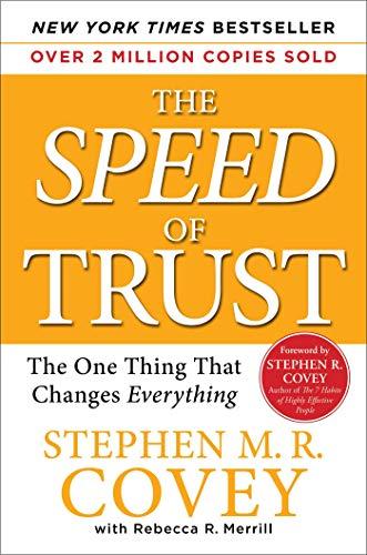 Stephen M.R. Covey - The SPEED of Trust Audio Book Stream