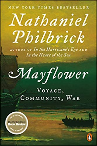 Nathaniel Philbrick - Mayflower Audio Book Free