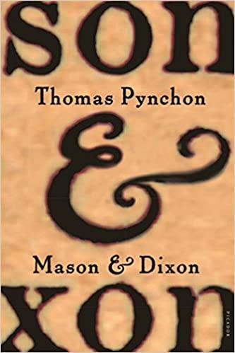 Thomas Pynchon - Mason & Dixon Audio Book Free