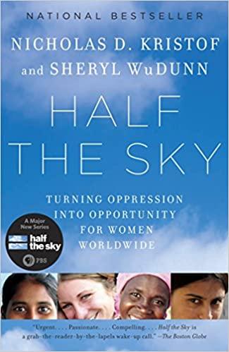 Nicholas D. Kristof - Half the Sky Audio Book Free