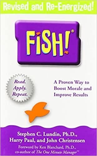 Stephen C. Lundin - Fish Audio Book Free