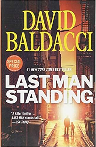 David Baldacci - Last Man Standing Audio Book Free