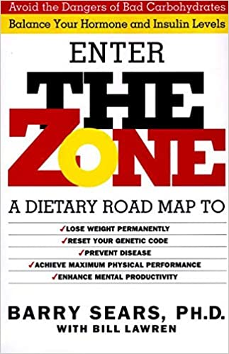 Barry Sears - Enter The Zone Audio Book Free