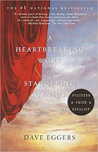 Dave Eggers - A Heartbreaking Work of Staggering Genius Audio Book Free