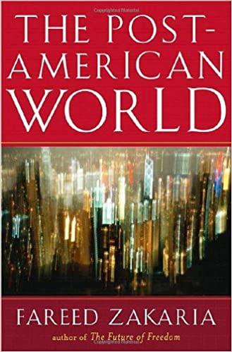 Fareed Zakaria - The Post-American World Audio Book Free