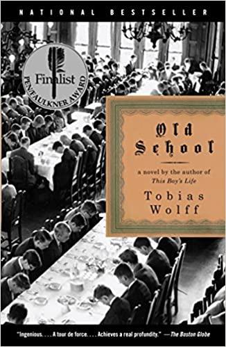 Tobias Wolff - Old School Audio Book Free