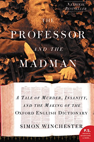 Simon Winchester - The Professor and the Madman Audio Book Free