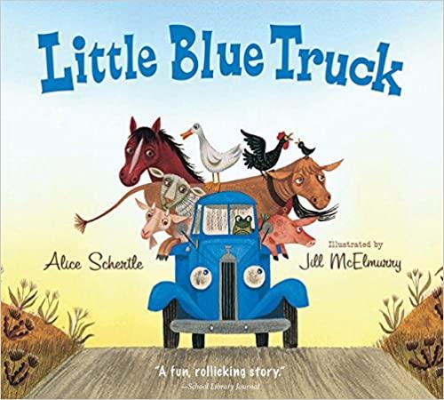 Alice Schertle - Little Blue Truck board book Audio Book Free
