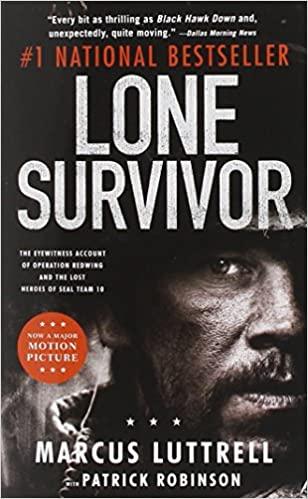 Marcus Luttrell - Lone Survivor Audio Book Free