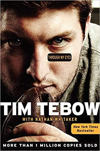 Tim Tebow - Through My Eyes Audio Book Stream