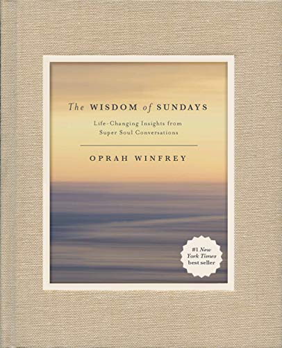 Oprah Winfrey - The Wisdom of Sundays Audio Book Free
