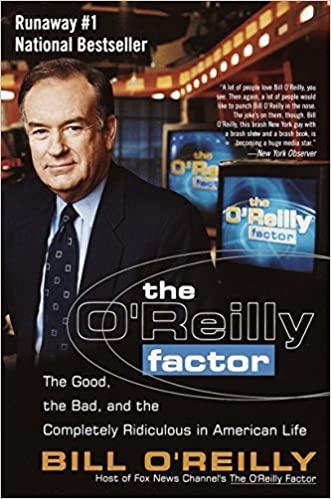Bill O'Reilly - The O'Reilly Factor Audio Book Free