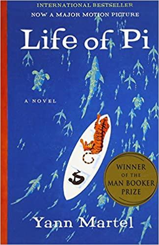 Yann Martel - Life of Pi Audio Book Free