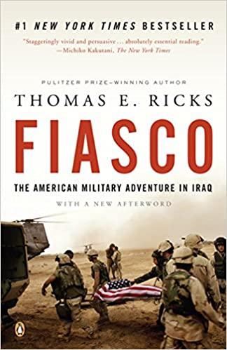 Thomas E. Ricks - Fiasco Audio Book Stream