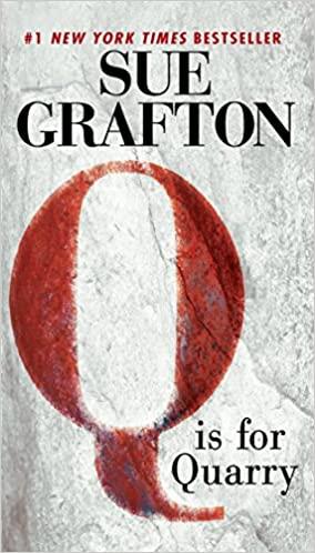 Sue Grafton - Q is for Quarry Audio Book Stream