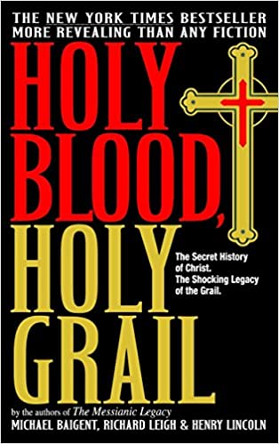 Michael Baigent - Holy Blood, Holy Grail Audio Book Free