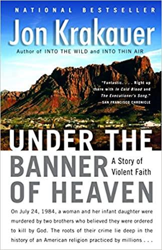 Jon Krakauer - Under the Banner of Heaven Audio Book Free
