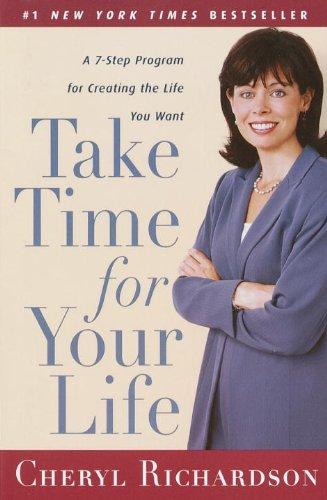 Cheryl Richardson - Take Time for Your Life Audio Book Free