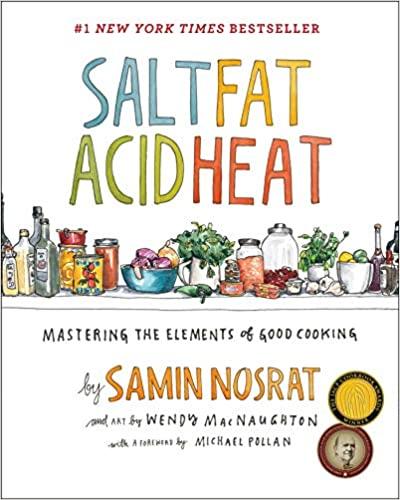 Samin Nosrat - Salt, Fat, Acid, Heat Audio Book Free