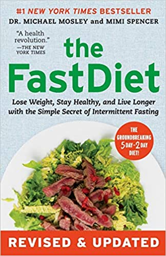 Dr Dr Michael Mosley - The FastDiet - Revised & Updated Audio Book Free