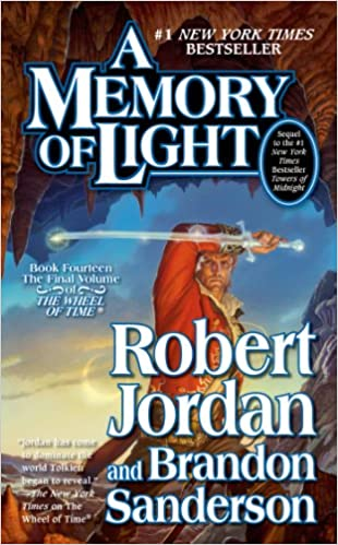 Robert Jordan - A Memory of Light Audio Book Free