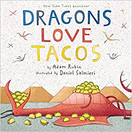 Adam Rubin - Dragons Love Tacos Audio Book Free