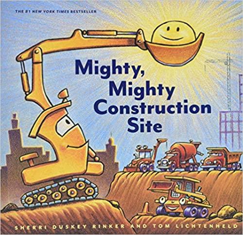 Sherri Duskey Rinker - Mighty, Mighty Construction Site Audio Book Free