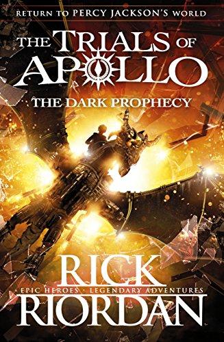 Rick Riordan - The Dark Prophecy Audio Book Stream