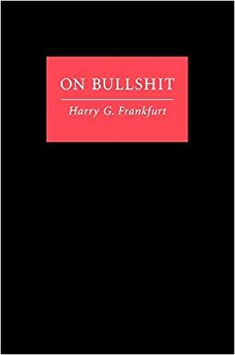 Harry G. Frankfurt - On Bullshit Audio Book Free