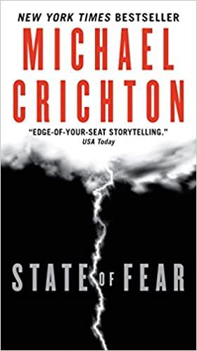 Michael Crichton - State of Fear Audio Book Stream