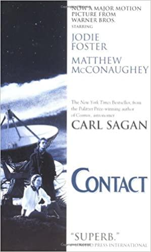 Carl Sagan - Contact Audio Book Free
